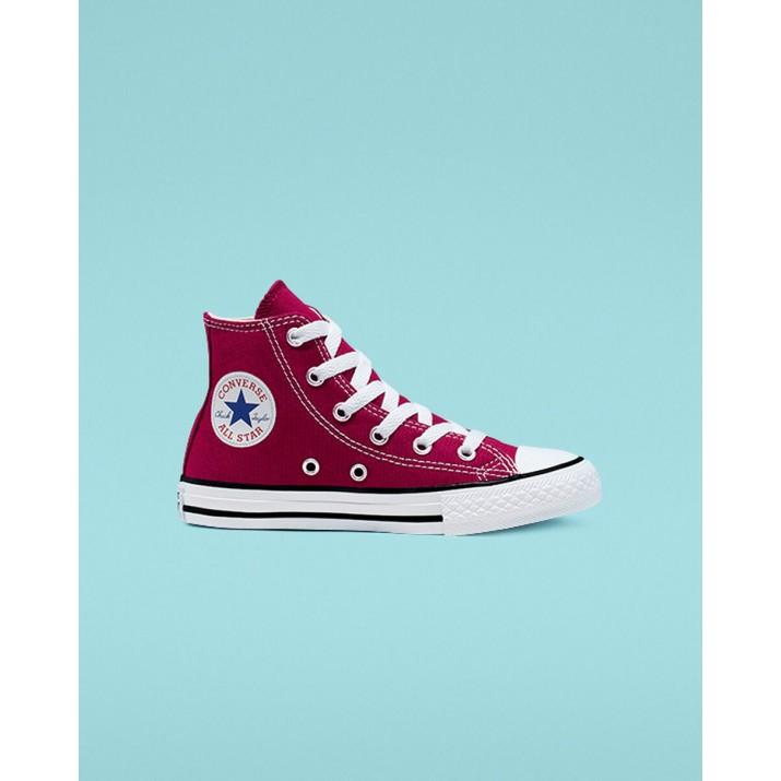 Zapatillas Converse Chuck Taylor All Star Niños Burdeos 054EZUCE