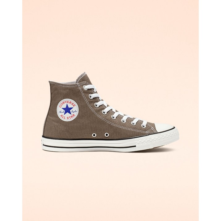 Womens Converse Chuck Taylor All Star Shoes Deep Grey 073MSHVZ