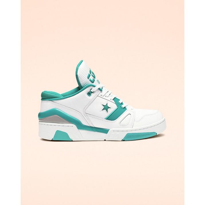 Womens Converse Erx 260 Shoes White/Green/White 134EBODJ