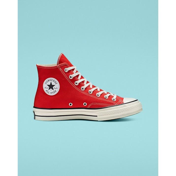 Zapatillas Converse Chuck 70 Mujer Rojas/Negras 162LDBSI