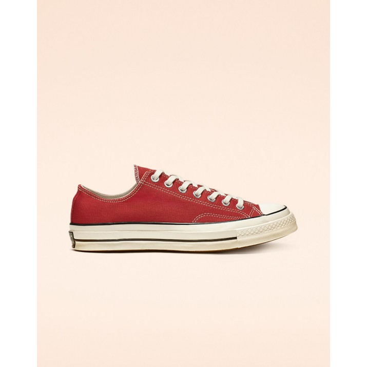 Mens Converse Chuck 70 Shoes Red/Black 171FHEZJ