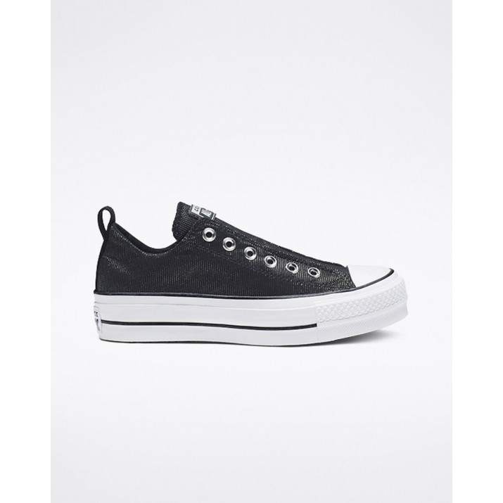 Womens Converse Chuck Taylor All Star Shoes Black/White/Black 190DNSDF