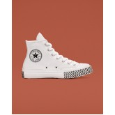 Womens Converse Chuck 70 Shoes White/Black/White 200IFJNL