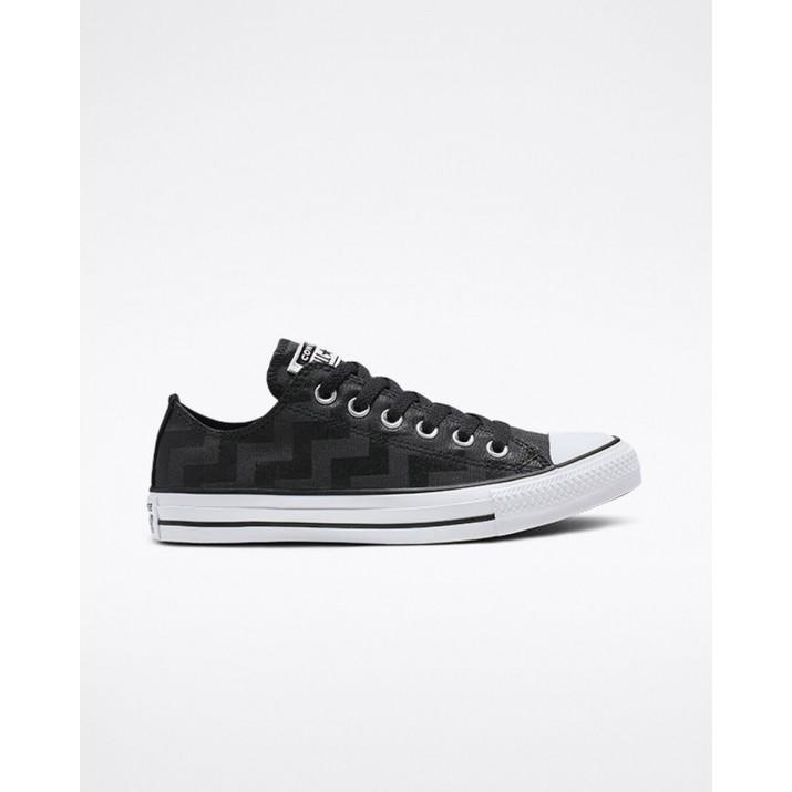 Womens Converse Chuck Taylor All Star Shoes Black/White/Black 297MQVQB