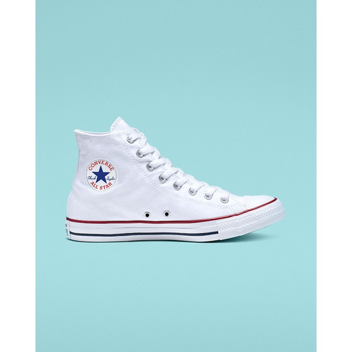 Womens Converse Chuck Taylor All Star Shoes White 323KULMT