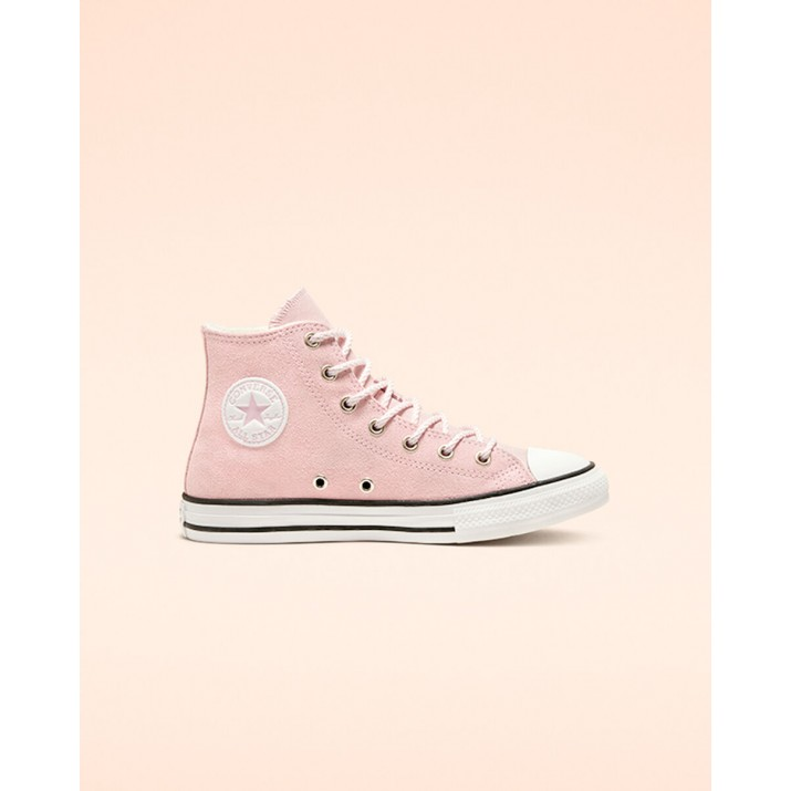 Kids Converse Chuck Taylor All Star Shoes Pink/White/Black 335BPDDF