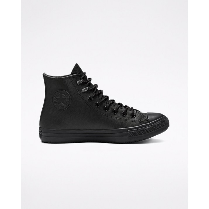 Zapatillas Converse Chuck Taylor All Star Mujer Negras/Negras 374AJZYE