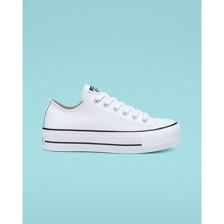 Womens Converse Chuck Taylor All Star Shoes White/Black/White 403QNRBQ