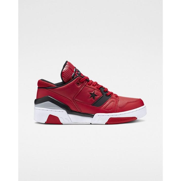 Mens Converse Erx 260 Shoes Red/Black/White 424FDHDS