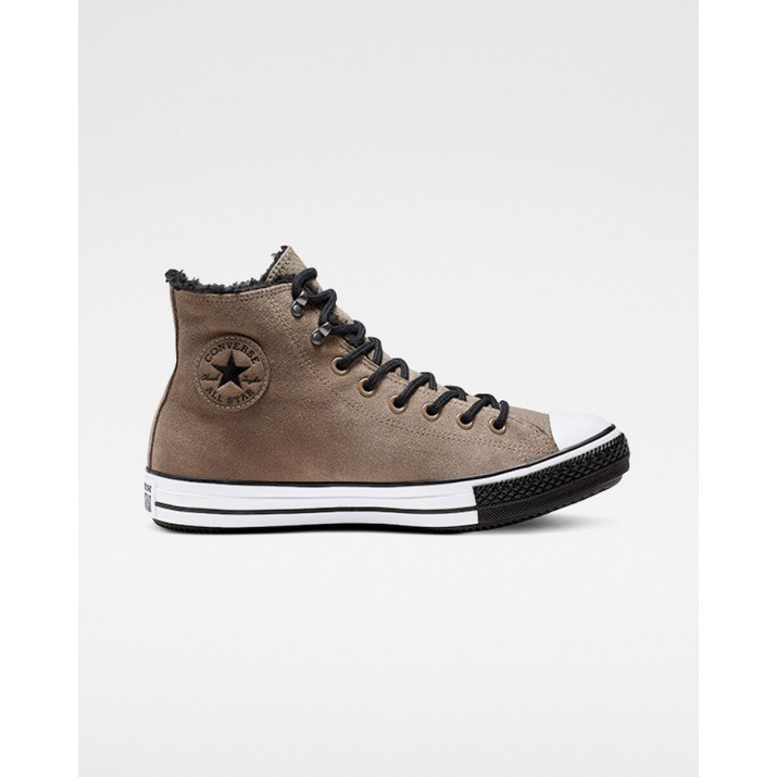 Womens Converse Chuck Taylor All Star Shoes White/Black 429LJNPG