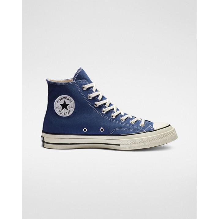 Womens Converse Chuck 70 Shoes Navy/Black 460XNUQI