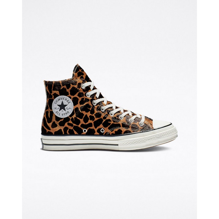 Mens Converse Chuck 70 Shoes Brown 516EDYBY