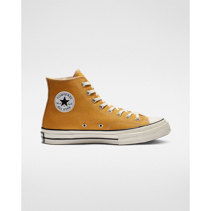Womens Converse Chuck 70 Shoes Orange Flower/Black 576TALQO