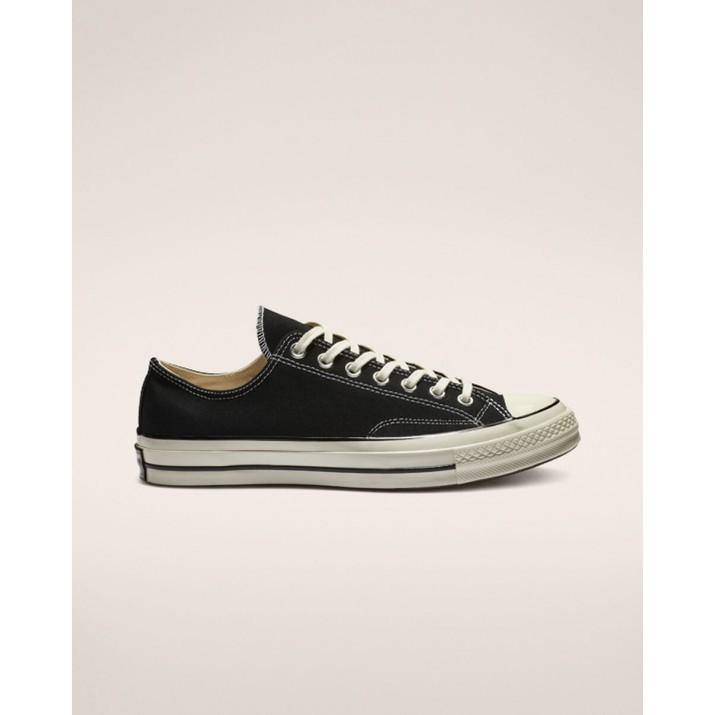 Womens Converse Chuck 70 Shoes Black 709SCBJJ