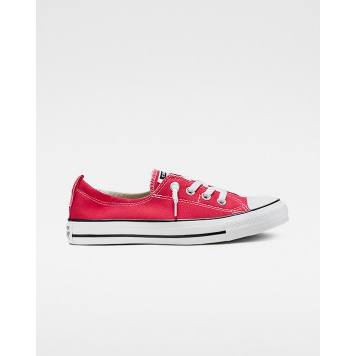 Womens Converse Chuck Taylor All Star Shoes Red 784JTHAO