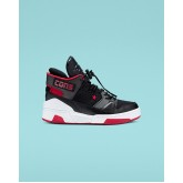 Kids Converse Erx 260 Shoes Black/Red/Dark Grey 806VGDMP